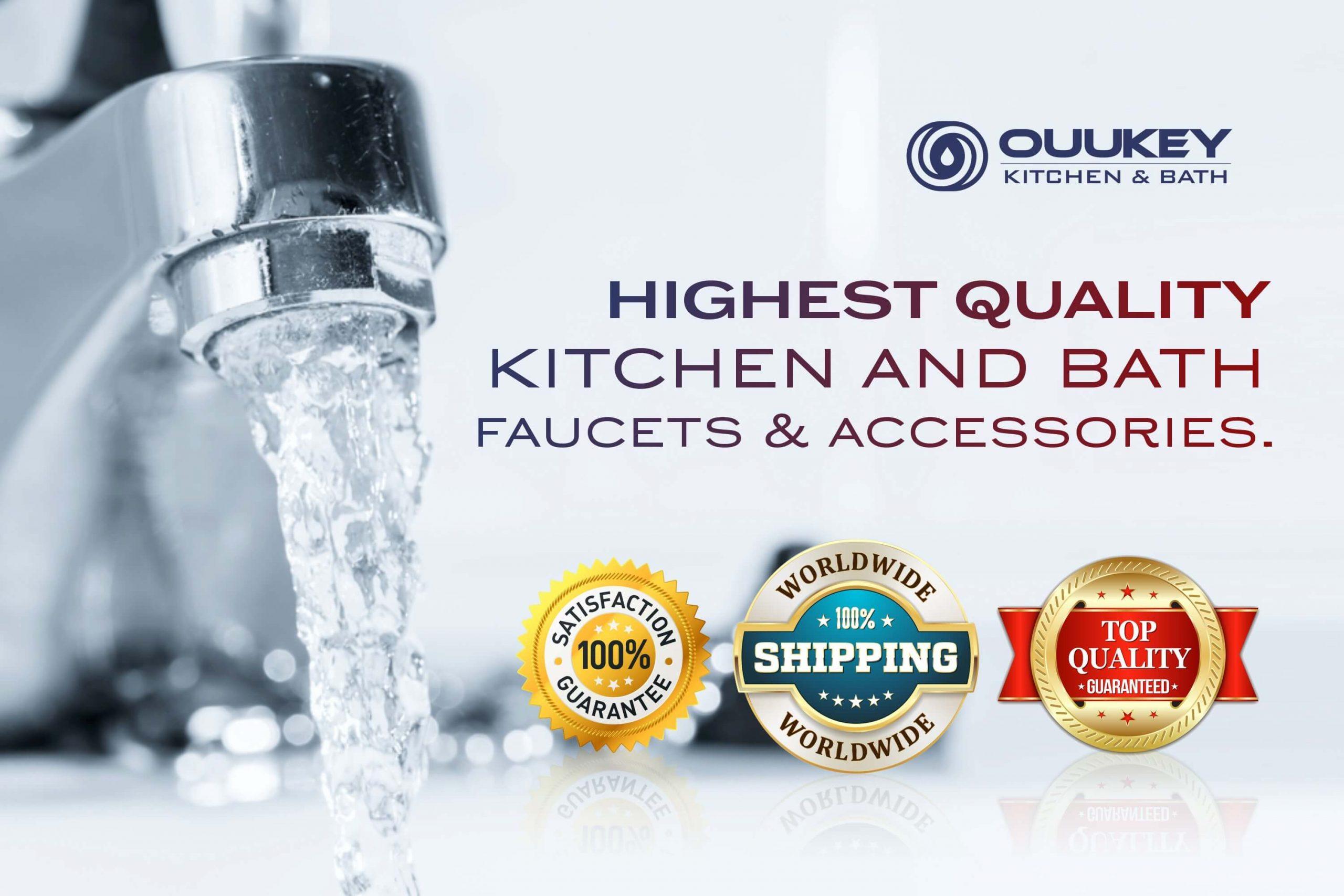 ouukey wholesale bathroom faucets
